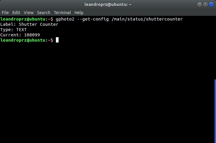Terminal Ubuntu